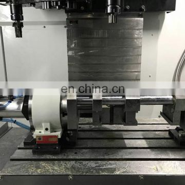 Metal CNC Milling Lathe Machine Combo Accessories