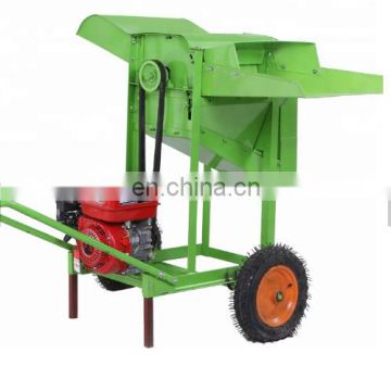 grain and paddy rice wheat corn threshing shelling machine crop cereal shelling machine