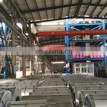 Prime quality galvanized steel coil factory price to south american market