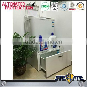 family furniture laundry base cabinet steel washing machine bottom Laundry Base Cabinet