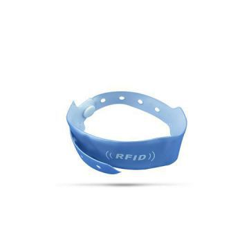 RFID PVC Disposable Wristband HC-PVC1003