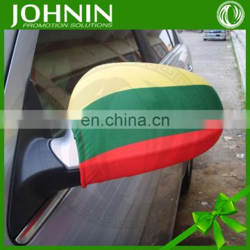 heat transfer printing custom worldwide car side mirror cover