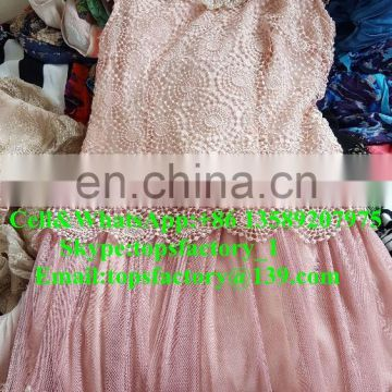 Cheap second hand clothing in bales wholesale used clothes