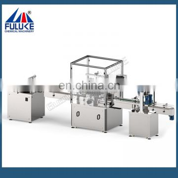 FLK CE automatic perfume filling machines,paste piston filling machine,liquid filling machine
