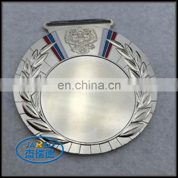 Custom cheap metal sports souvenir blank medal