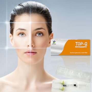 TOP-Q HA Filler SUPER FINE LINE 2ML skin products with hyaluronic acid for Glabella Lines