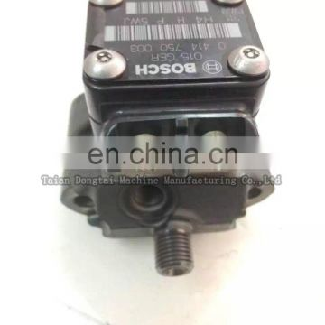 Original pump injection 0414750003, taian dongtai machine