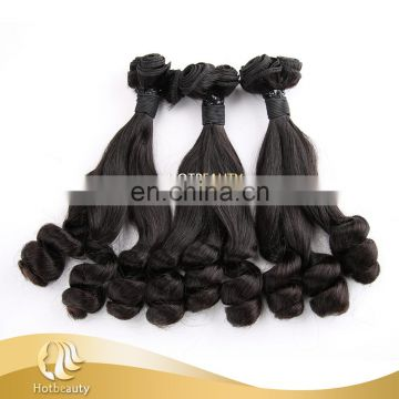 Wholesale Young Girl's Hair, Top Quality Double Drawn Funmi Human Hair