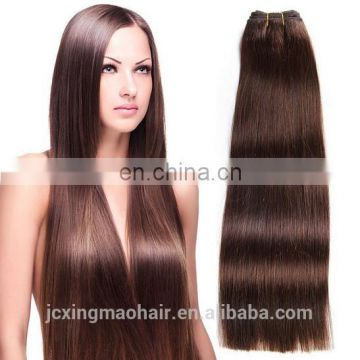 Wholesale high quality cheap hair weave silky straight 100% brazilian virgin human hair