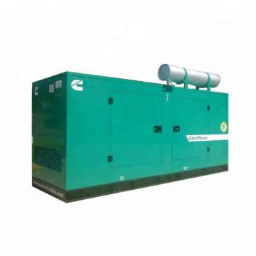 Global warranty 900kva mobile genset silent 750kw diesel generator