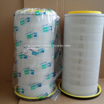 Air filter 24749051 AF26439 P902311Air Filter Filter Factory In China application for DH290