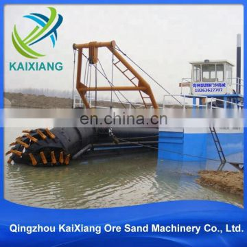 Experienced Factory Direct 300m3/h Cutter Suction Dredger sale