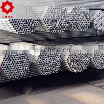 tubes galvanised steel pipe galvanized round iron tube