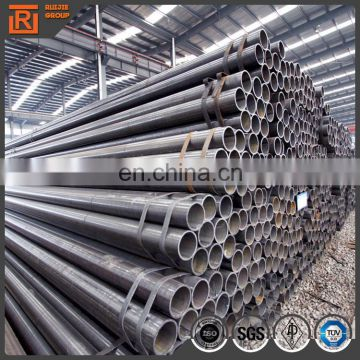 Round steel pipe, welded steel tube beveled end for welding, threaded and grooved process