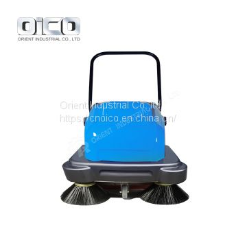 OR-P100A  manual industrial sweepers