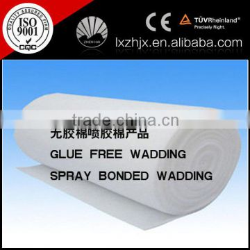 made in China high quality nonwoven wadding machinery