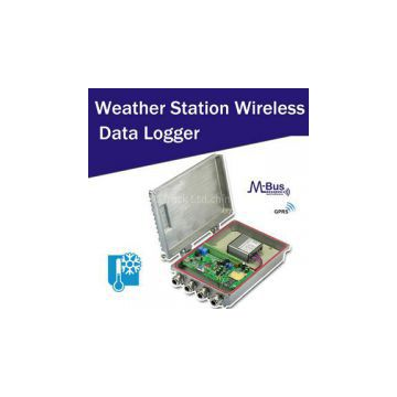 Weather Station Wireless Data Logger