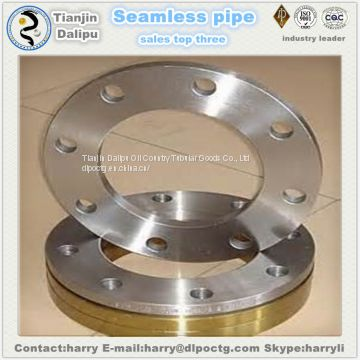 flange manufacturers wholesale Slip on butt welding flange