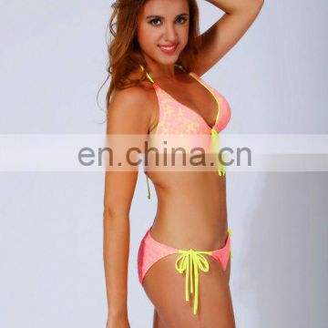 wholesale custom digital print bikini woman swimwear, swimsuit, beachwear