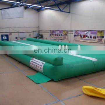 GYM inflatable tumble mattress