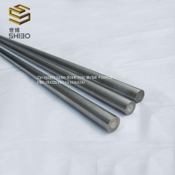 99.95% Moly bars Cheap price of  molybdenum ground  rod
