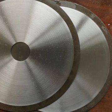 1A1R Diamond cut off wheels, cutting blades for glass beads