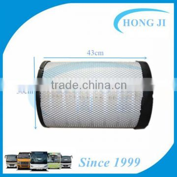 Guangzhou OEM 1109-03726 Bus Air Filter Manufacturing for