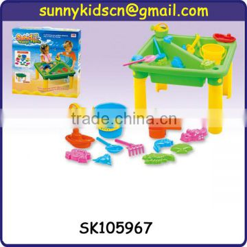 2014 news design sand beach toy sand digger toy for children