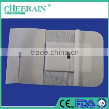 Medical disposable PP non woven isolation gown with knitted cuff & four waist tapes,nonwoven adhesive tape                                                                                                         Supplier's Choice