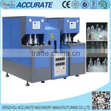 Factory supply automatic pet bottle plastic bottle blowing and making machine price