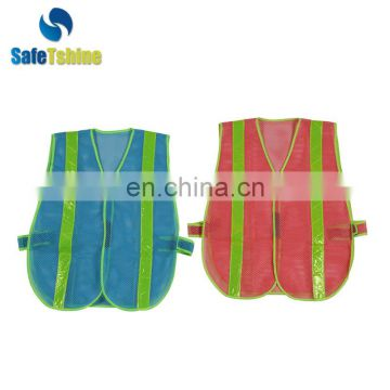 Hot sale high reflective quality work men cheap price vest