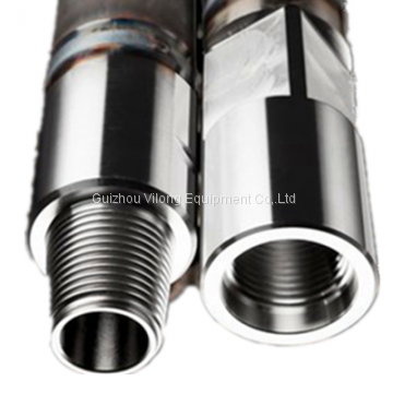 Water well drill pipes