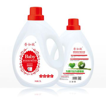 Baby Detergent Laundry Liquid Natural Laundry Detergent Transparent