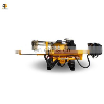 Hot selling mining portable soil anchor drilling rig for railway construction