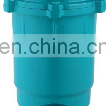WQD 0.55kw 0.75hp electric submersible water pump for dirty water