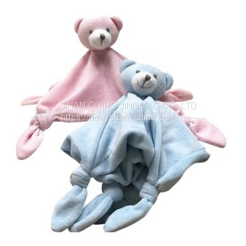 Instant comforting towel instant grip doll A class saliva towel