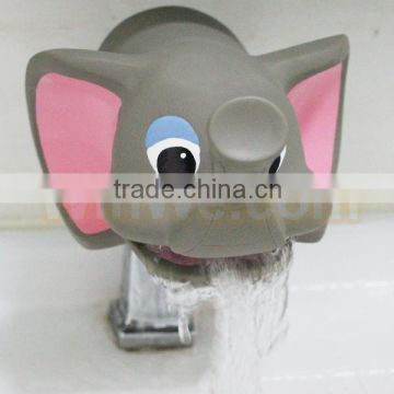 baby safey bath water spout cover soft plastic elephant shape                                                                         Quality Choice