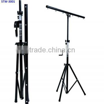 good quality winch-up lighting stand height 3m load 60kg t-bar tripod dj ...  sc 1 st  find quality and cheap products on China.cn & good quality winch-up lighting stand height 3m load 60kg t-bar ...