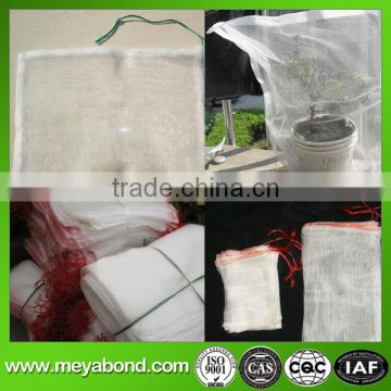 mesh bag for protect and collect date palm fruit