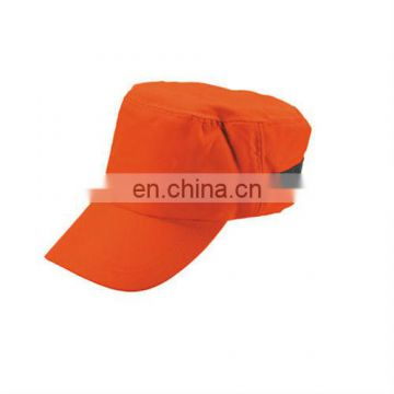 Hi-Vis Reflective Service Cap Made-in 100% Polyester Tricot/Knitting Fabric And Reflective Tape