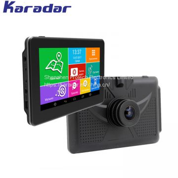 Best seller portable gps dashcam car gps navigation system