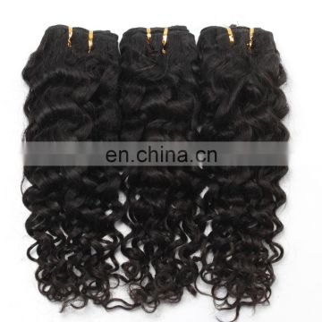 8A virgin hair deep wave virgin brazilian hair naked black women