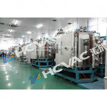 Watch PVD Coating Machine vacuum IPG coating machine (HCVAC)
