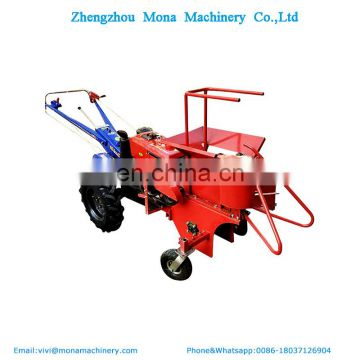 Factory directly mini maize combine harvester
