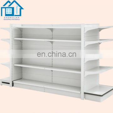 Supermarket shoes store morden acrylic display rack