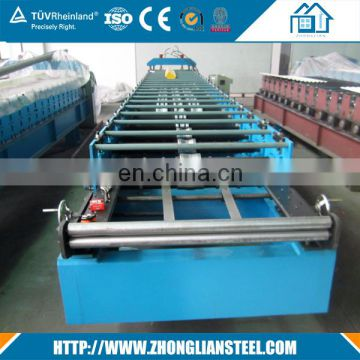 Low prices building material c z purlin used corrugated roof tile roll forming machine