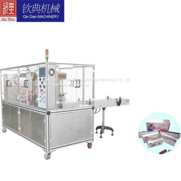 Poker three-dimensional packaging machine transparent film stationery packaging machine