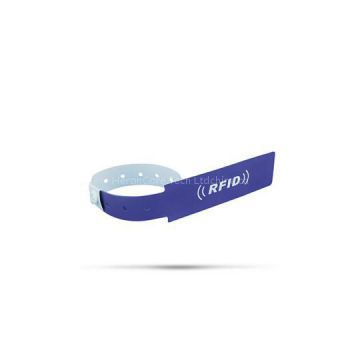 RFID Paper Disposable Wristband HC-ZZ004