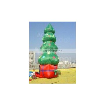 2015 popular cheap best quality Christmas tree inflatables from China manufacturer
