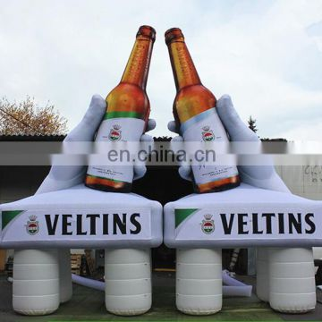 inflatable winebottle balloons inflatable bottle for advertising